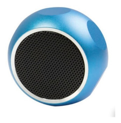 Caixinha Som Bluetooth Tws Metal Amplificada Mini Speaker 3w