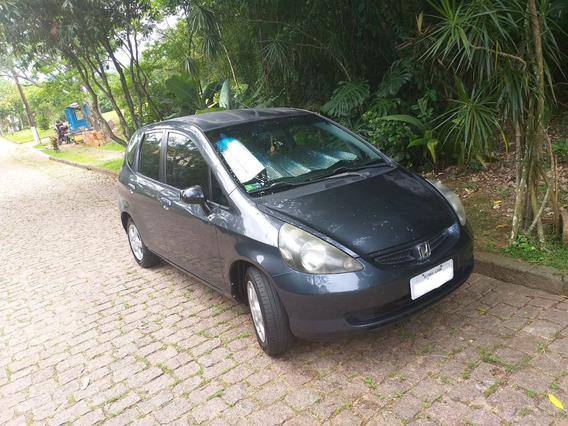Honda Fit 2004 Lxl 4p Gasolina