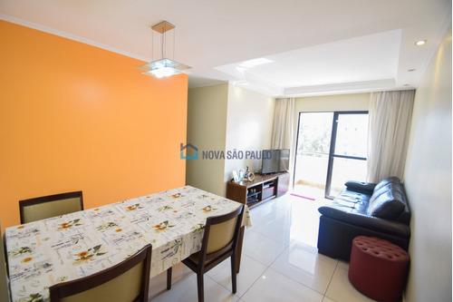 3 Dormitórios, Suite, 2 Vagas Lazer Completo,  Próximo Metro Santos Imigrantes - Bi22877