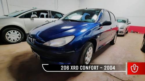 Peugeot 206 1.4 Xr Confort 2004