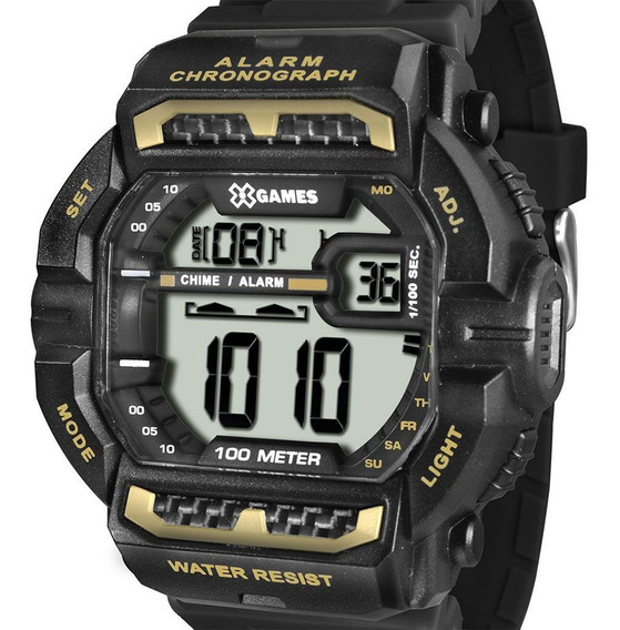Relógio Xgames Masculino Digital Xgppd088 Bxpx Barato Grande