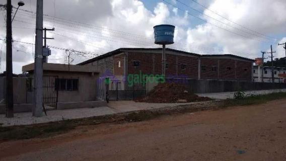 Imóveis Com Renda - Vendo Condomínio De Galpões Com 5.600 M² De Área Construída Em Abreu E Lima - Pe - 226