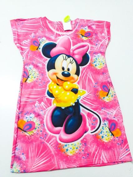 Promoção 2 Vestidos Lindos Infantil Menina 3456 Anos