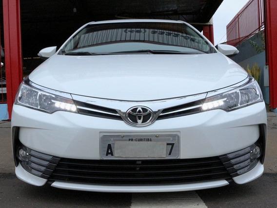 Toyota Corolla Xei 2.0 Flex 2019 Branco