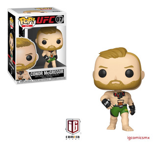Ufc Conor Mcgregor (green) #07 Funko Pop