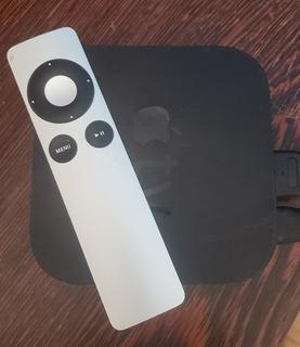 Apple Tv De 3º Gen Modelo A1469 Wifi Ac - Full Hd 1080p