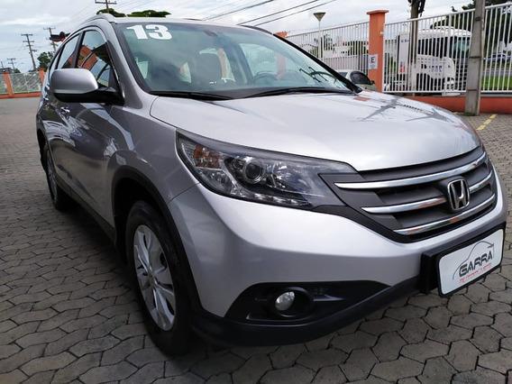 Honda Crv Exl 4x2 2.0 16v Aut. 2013