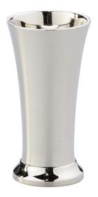 Vaso Decorativo 14cmx7cm Lyor Cinza Fjwt