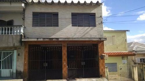 Sobrado Residencial À Venda, Jardim Porteira Grande, São Paulo. - So0005