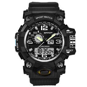 3978c26f1 Relogio Sanda Esportivo Masculino - Relógio Masculino no Mercado ...