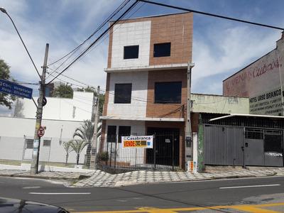 Prédio Comercial Para Venda E Locação, Centro, Sorocaba - Pr0040. - Pr0040