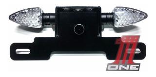 Eliminador Rabeta Kawasaki Z1000 Com Luz De Placa E Piscas