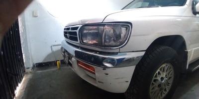 Nissan Pathfinder 97 Todo Pagado Camioneta Grande Familiar