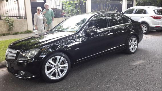 Mercedes Benz C200 At Avantgarde Excelente
