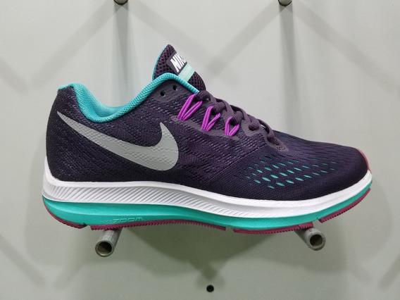 Nuevos Zapatos Nike Zoom Winflo 4 2018 Damas 36-39 Eur