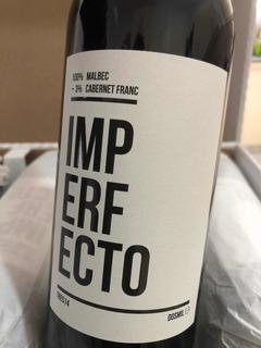 Vino Imperfecto- Malbec
