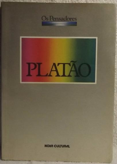 Livro: Platão - Os Pensadores ( Nova Cultural ) Frete Grátis