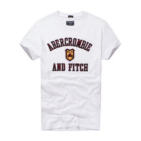 Kit De 03 Camisetas Abercrombie & Fitch E Hollister Original