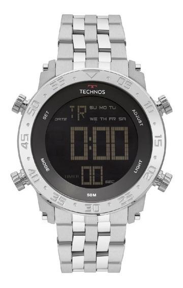 Relógio Technos Masculino Performance - Bjk006ab/1p + Nf