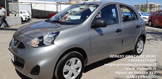 Nissan March Active 2019