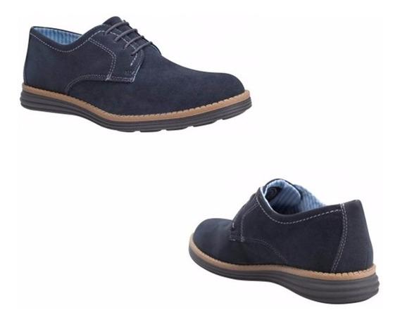 Zapato Casual Mirage 518 Id 128978 Azul Hombre