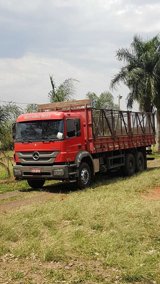 Mercedes Mb 3131 6x4 2014 Revisado R$ 245.000 No Chassis.