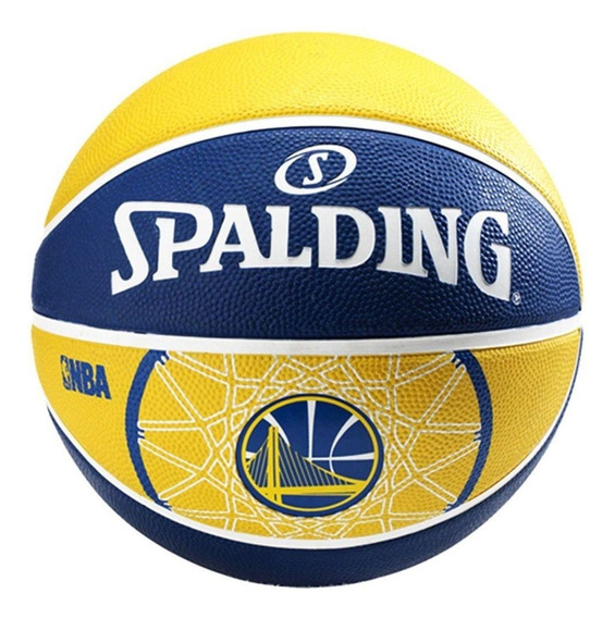 Bola Basquete Spalding Team Golden Warriors