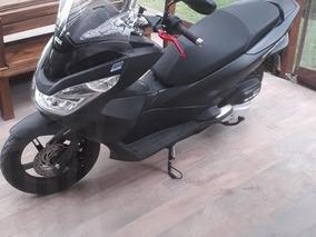 Honda Pcx 150 Escape Akrapovic + Variador J.costa