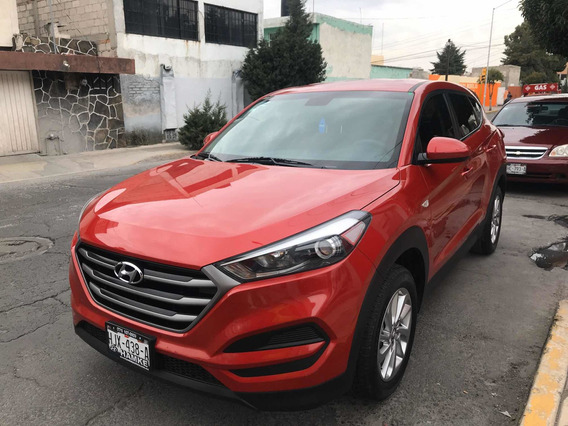 Hyundai Tucson 2.0 Gls At 2016