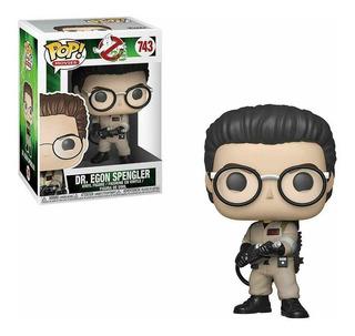 Funko Pop Ghostbusters Egon Spengler 743 Original En Stock