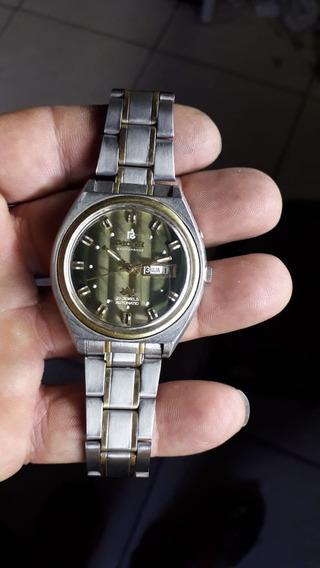 Relógio Ricoh - Automático - Masculino - Lindo - R427