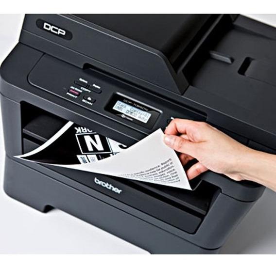 Impressora Multifuncional Laser-dcp7065dn-brother-otima