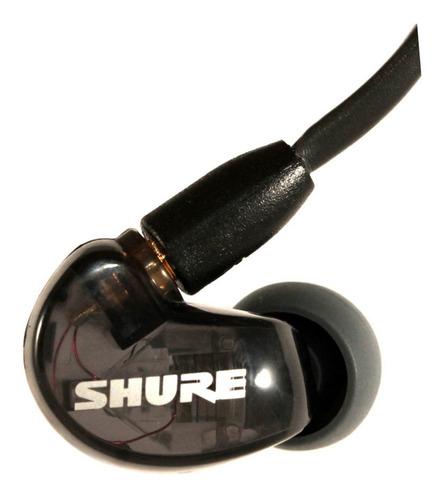 Shure Monitores Negro Se215 Originales 1 Año Garantia