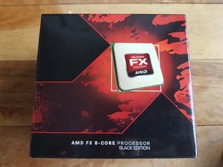 Micro Procesador Amd Fx 8350 4.0 Ghz Am3+