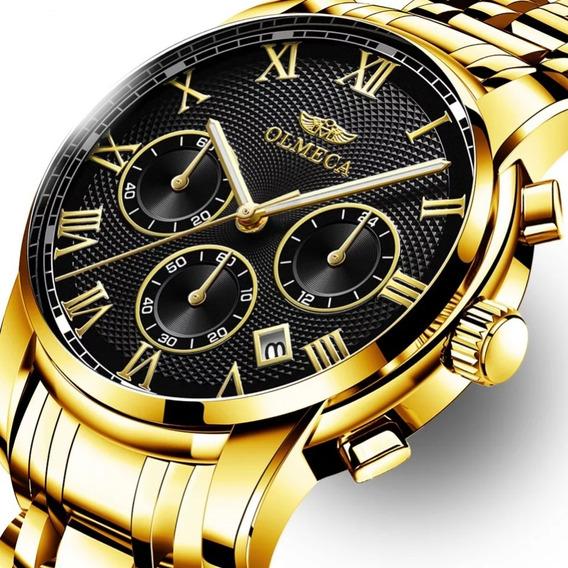 Relógio Masculino Marca Omega Frete Grátis