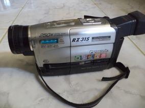 Camera Filmadora Panassonic Antiga Com Carregador