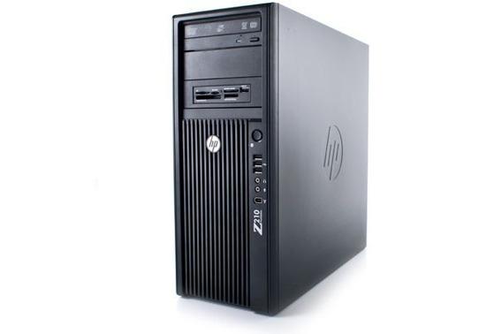 Computador Hp Z210 (gamer / Server)