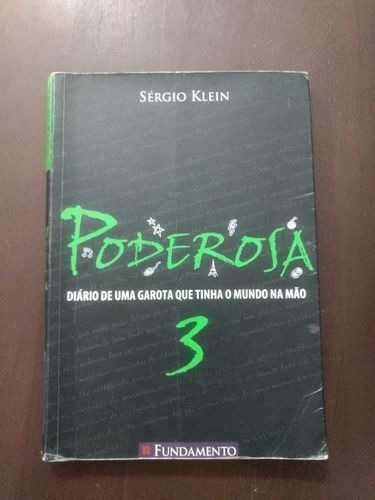Livro Poderosa Vol. 3 Sérgio Klein