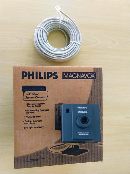 Camera Philips Magnavox Ccd Observation System
