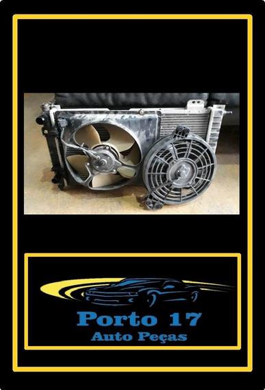 Kit Radiador Chery Qq 1.0 3cc 2015