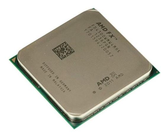Processador Amd Fx4300 Black Edition Soket Am3+