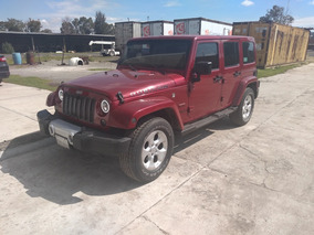 Jeep Wrangler 3.8 Unlimited Sport 4x4 At 2011