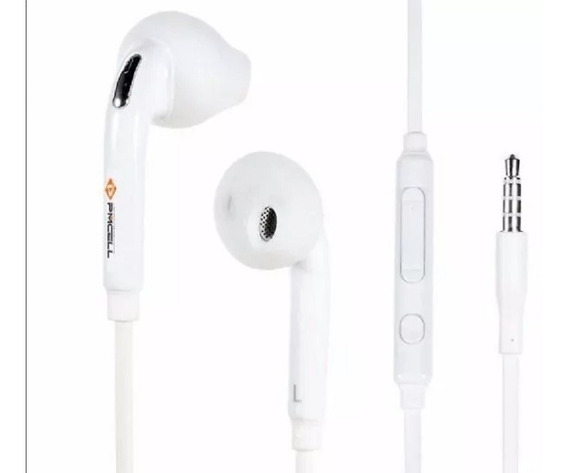Fone Ouvido Slim Intra Auricular Pmcell Power897 Fo12