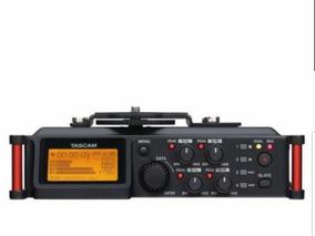 Gravador De Áudio Profissional Tascam Dr-70d (novíssimo)