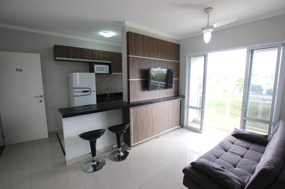 Apartamento Com 1 Dormitório À Venda, 49 M² Por R$ 350.000 - Bom Jardim - São José Do Rio Preto/sp - Ap6736