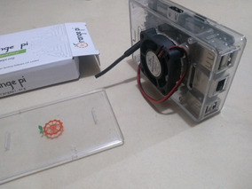 Mini Pc Orange Pi Win Plus, Brinde (case + Cooler)