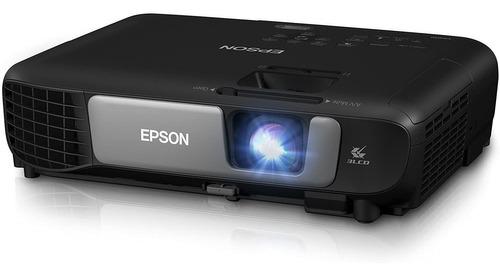 Epson Pro Ex7260 Wxga 3600 Lumenes De Brillo De Color (sali