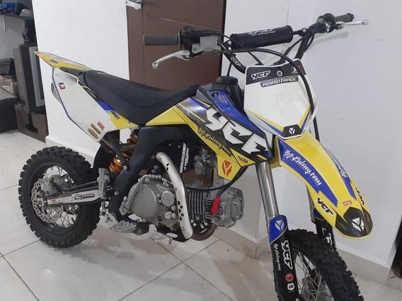 Motocicleta Ycf 150 2018