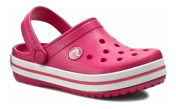 Crocs Crocband Kids Raspberry C10998rw
