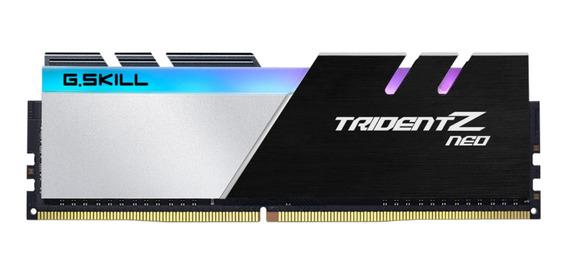 Memoria RAM 16GB 2x8GB G.Skill F4-3600C16D-16GTZNC